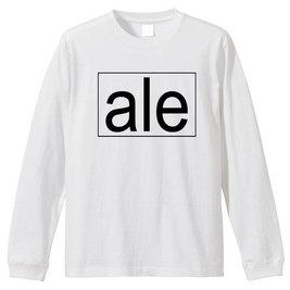 aleロゴ枠つきTシャツ1.jpg